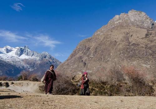 Pungnyen Mountain Nubri Valley Trek