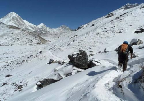 Tsum valley Ganesh Himal Basecamp Trek