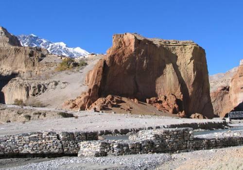 Upper Mustang Trekking