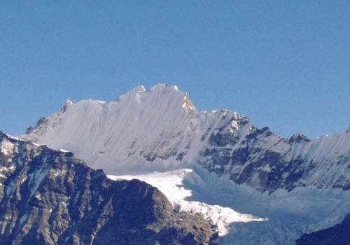 Yubra Himal Climbing
